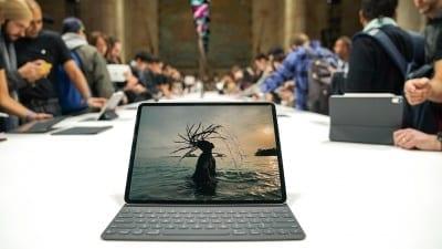 5bd8acafc9e97.jpg      565 400x225 - Apple presentó una tablet orientada al uso avanzado, una desktop y una notebook - Télam