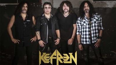 5d0a40dd82141 400x225 - Kefren regresa con la idea de convertirse en la resistencia del hard rock - Télam