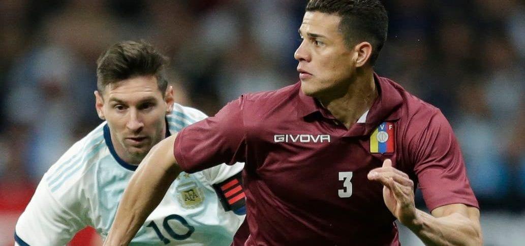 Argentina ante Venezuela la llave de cuartos de final