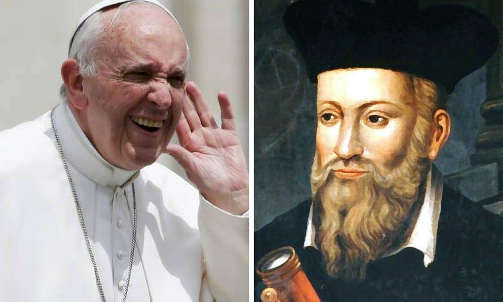 Francisco será el último papa de la Iglesia Católica dijo Nostradamus para 2019