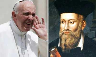 Francisco será el último papa de la Iglesia dijo Nostradamus para 2019