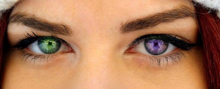 biokinesis cambiar el color de los ojos