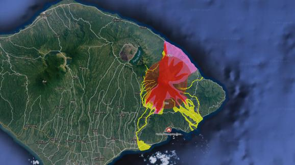 Volcán indonesio Agung, en Bali podría enfriar al planeta NUEVA ERA DEL HIELO NEWS 2019