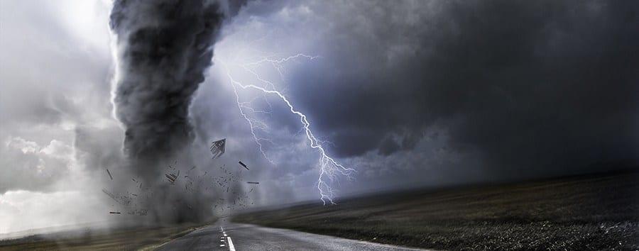 Alerta de tornado Condado de Frederick
