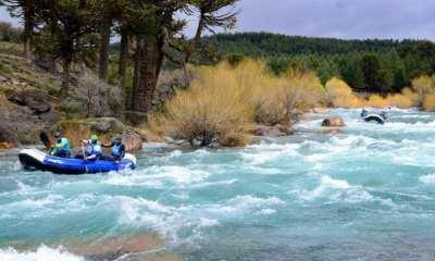 Mundial de Rafting en Neuquén