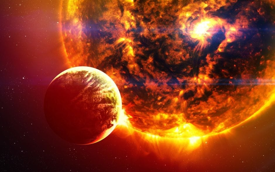 Peligro espacial: Amenazas cósmicas que enfrenta la Tierra