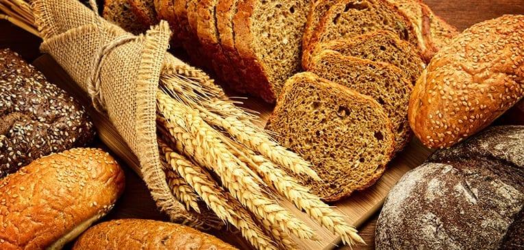 Alimentos integrales - Dieta Mediterránea