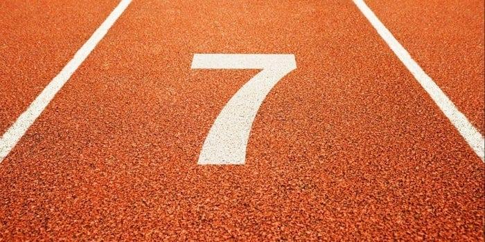 """7 es el número de abundancia. Números SAGRADOS """"SIETE"""""""