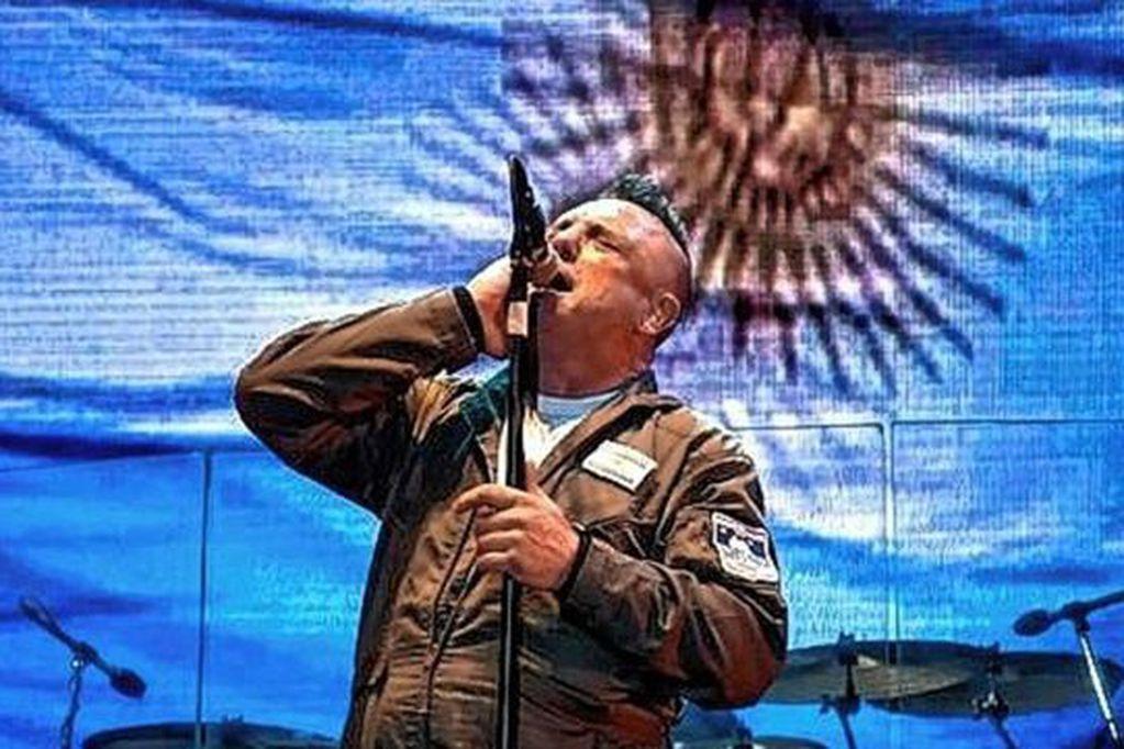 La CENSURA a Ricardo Iorio fue POLITICA Artista referente de Argentina
