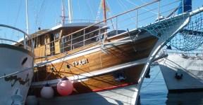 Roteiro de Barco na Croácia