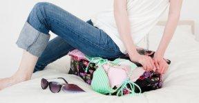 O maior desafio de uma viagem: a mala