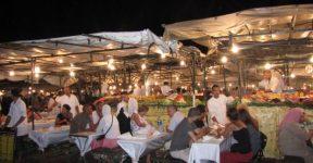 Os encantos de Marrakech