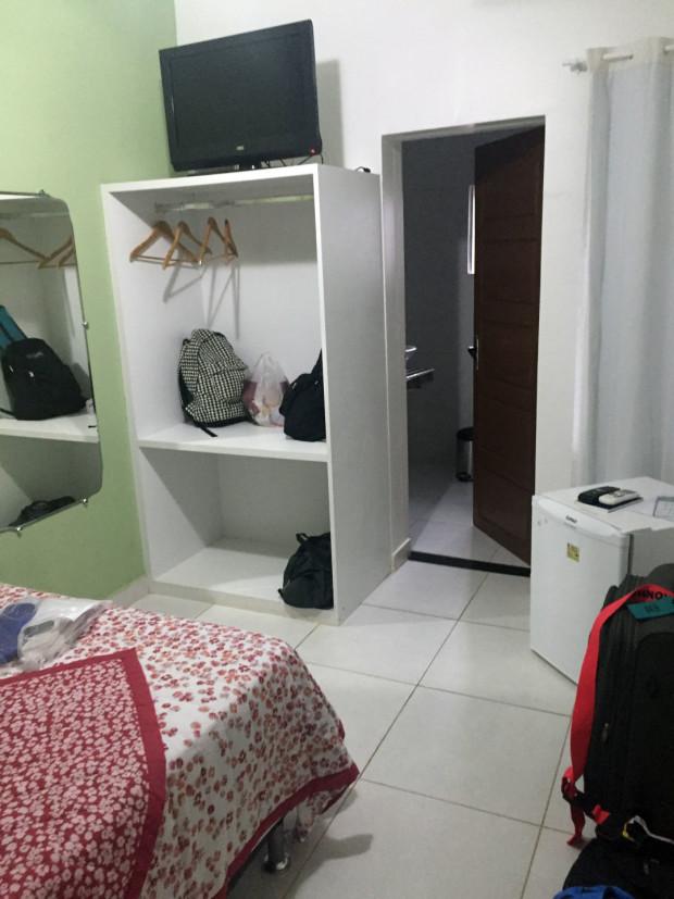 hospedagem em Fernando de Noronha - Pousada do Mano