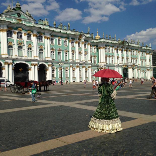 Hermitage em São Petersburgo