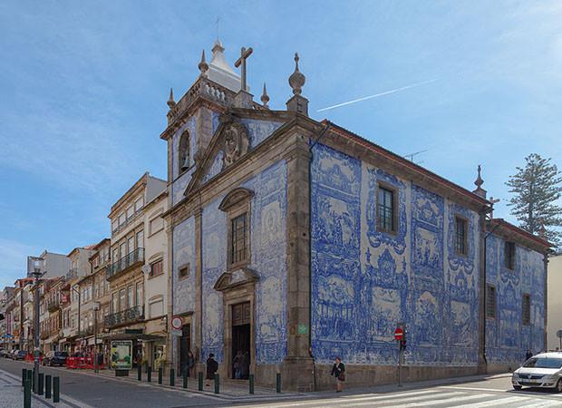 Capela das Almas, Porto - Portugal