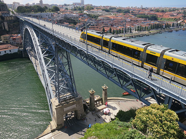 Ponte Dom Luiz I - Porto