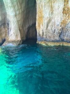 Blue Caves Zakynthos Grécia