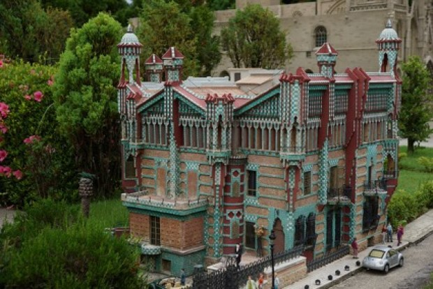 Casa Vicens arquitetura antonio Gaudí Barcelona
