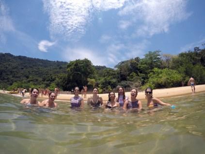 Passeio de Barco Paraty Ilha Comprida