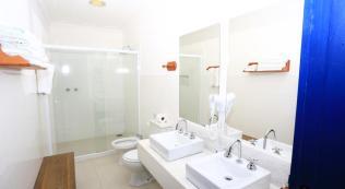 banheiro pousada porto imperial paraty