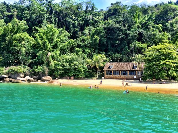 Praia da Lula Passeio de Barco Paraty