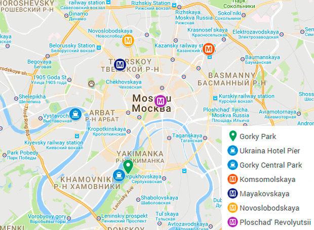 O que fazer em Moscou - Roteiro de 2 dias