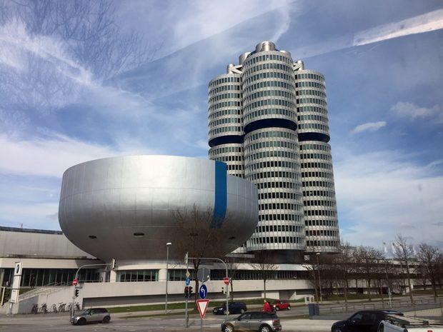 Dicas de Munique Museu da BMW