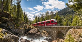 Vale a pena usar o Swiss Travel Pass na Suiça