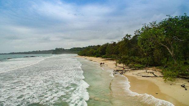 Red Frog Beach Bocas del Toro, Panamá