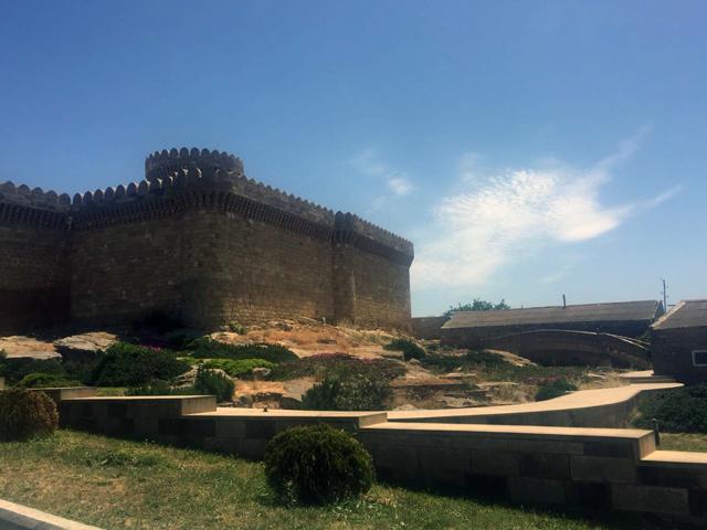 Complexo arqueológico de Qala, no Azerbaijão