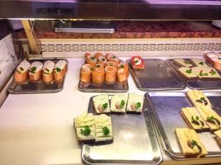 O que comer em Graz:Tapas da Estíria
