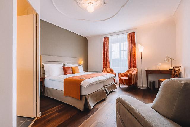 Onde ficar em Lucerna. Hotel Des Alpes