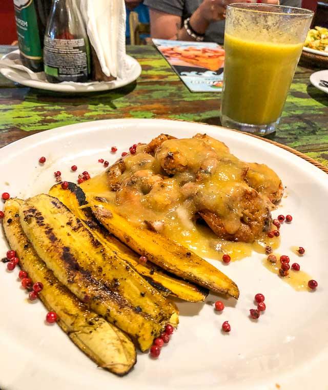 Restaurante Manga Rosa, onde comer em Itacaré, Bahia
