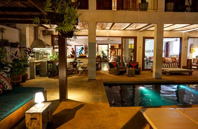 Restaurante Vila Barracuda, em Itacaré