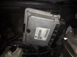 ecu unit-check engine light is on