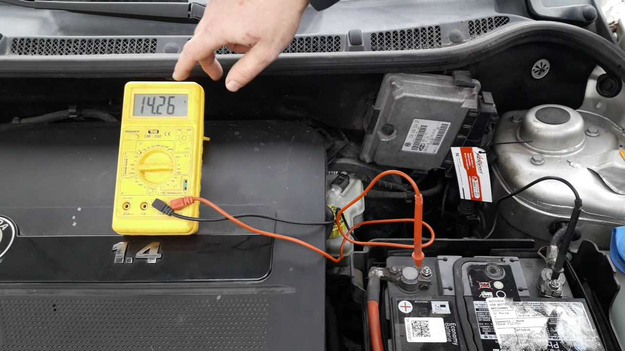 How To Check The Alternator Voltage Output
