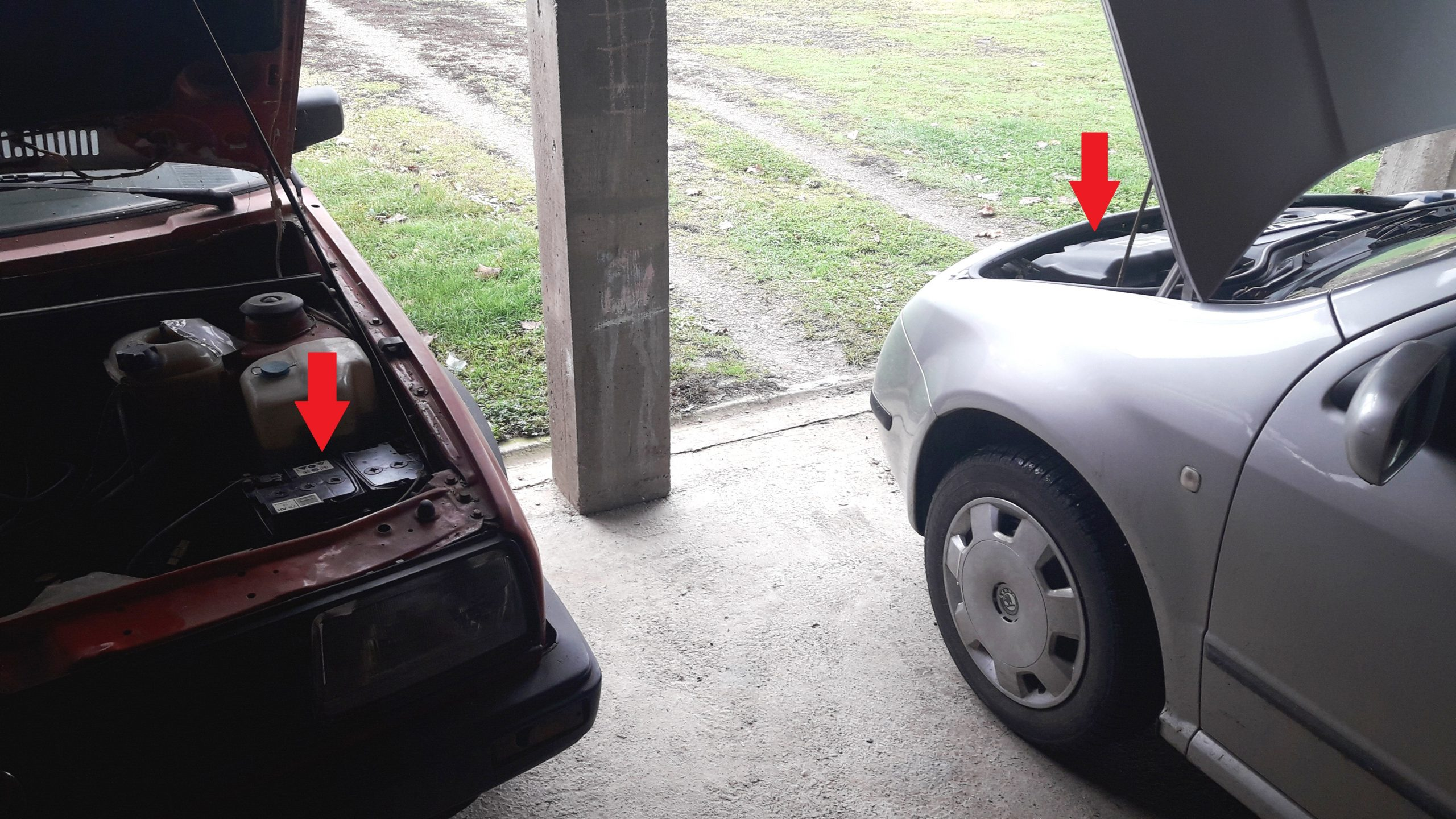 how-to-jump-start-car-parking-position