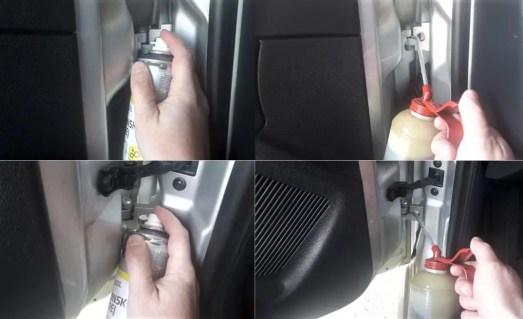 how-to-fix-squeaky-car-door-lubricating-hinges