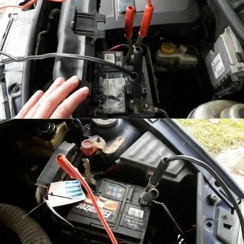 cable-clamps-on-car-battery-terminals