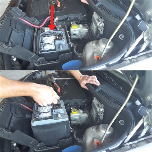 how-to-take-out-car-battery