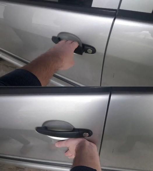 how-to-open-a-frozen-car-door-pull-push-door
