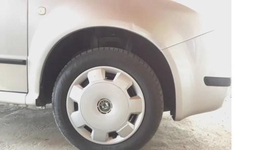 car-on-leveled-surface
