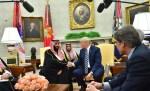 Trump Sells $8Bn In Arms to Saudi, UAE Invoking 'Emergency Loophole'