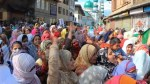 Clashes During Kashmir Protest on Friday