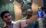 Statue of Indian Pilot Shot Down over Kashmir on Display