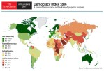 India Under Modi Slides Ten Places on Democracy Index