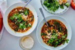 Red, White Bean (Lobia) Recipes --With or Without Desi Fusion
