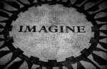 John Lennon 'Imagines' One World, No Countries ...Back in 1971