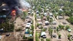 Human Rights Campaigners Demand UN Inquiry: Burning Down of a Rohingya Village