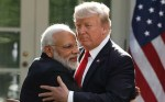 Trump's Embrace of Modi Stokes India-China Stand-off in Ladakh: FT